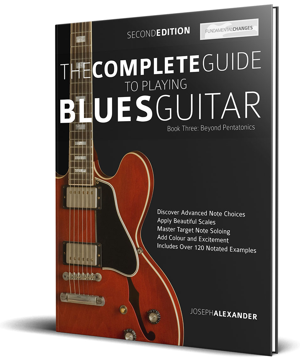 Complete Guide to Blues Guitar: Pentatonic