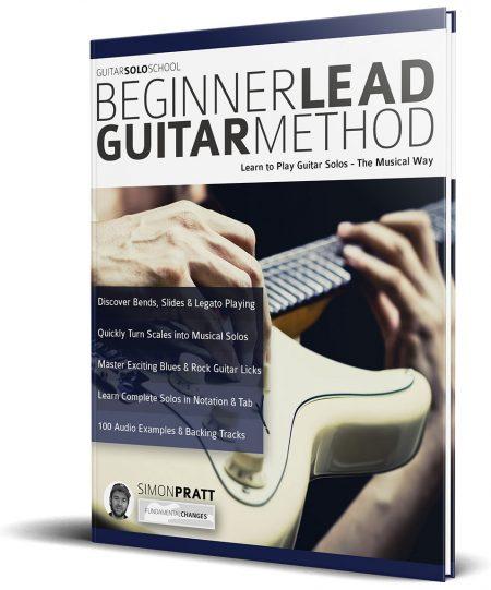 Beginner Lead Guitar Method