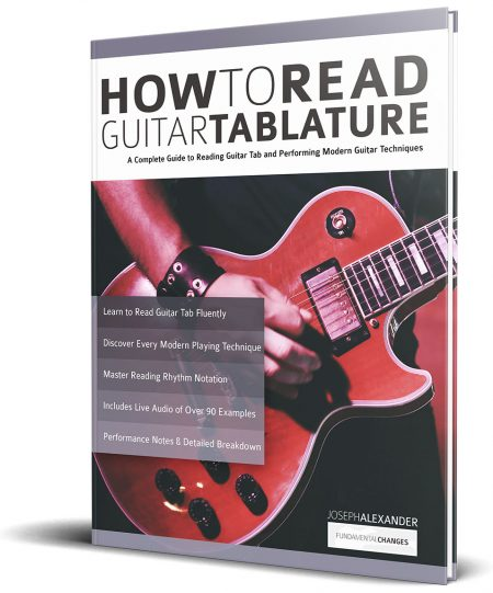 Read Guitar Tablature