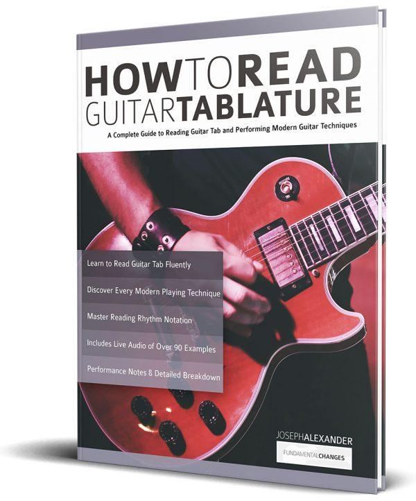 Read Guitar Tablature