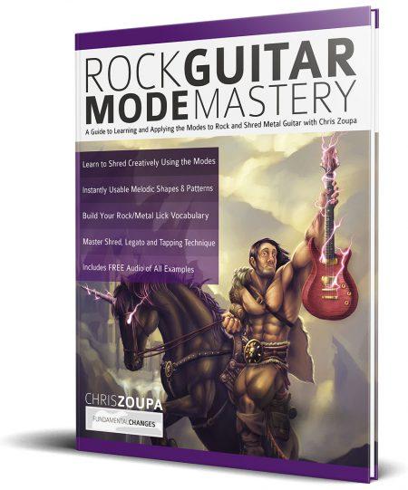 Rock Guitar Mode Mastery