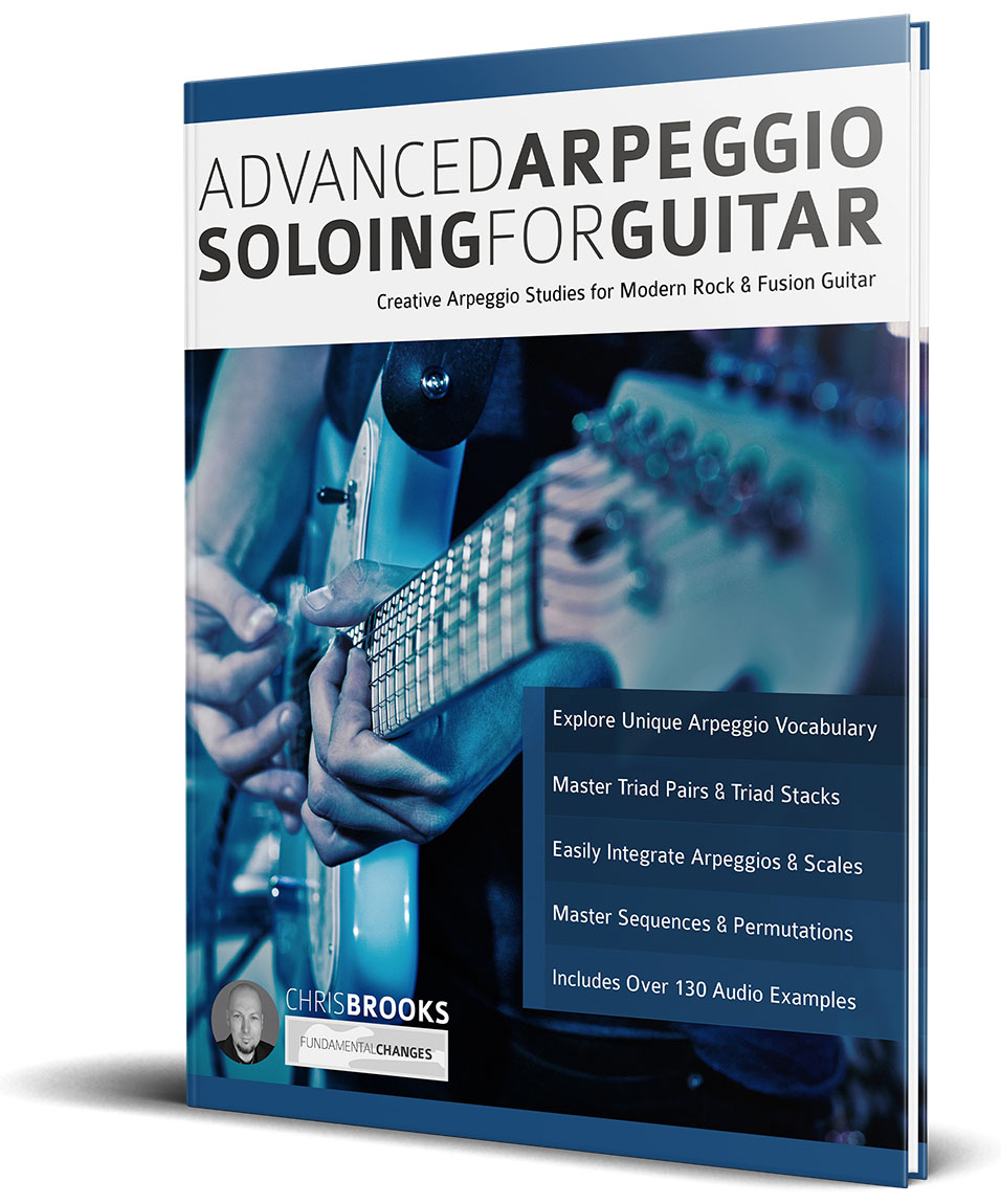 Advanced Arpeggio Soloing