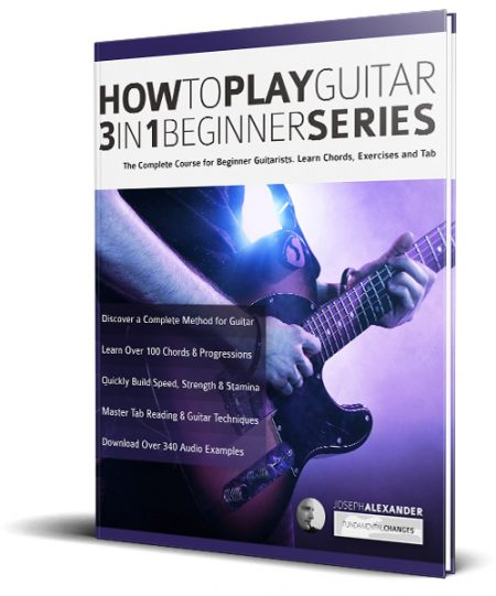 How to Play Guitar 3 in 1 Beginner Series