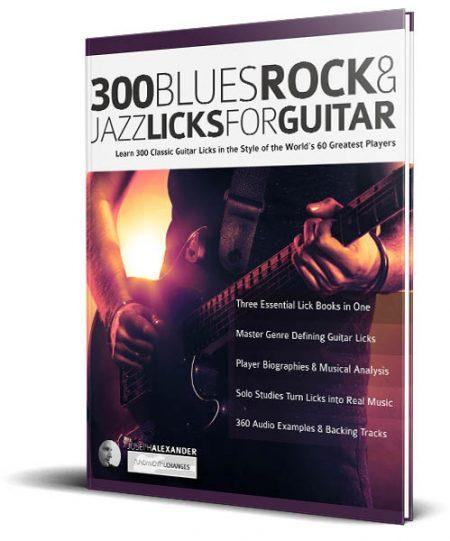 300 blues licks