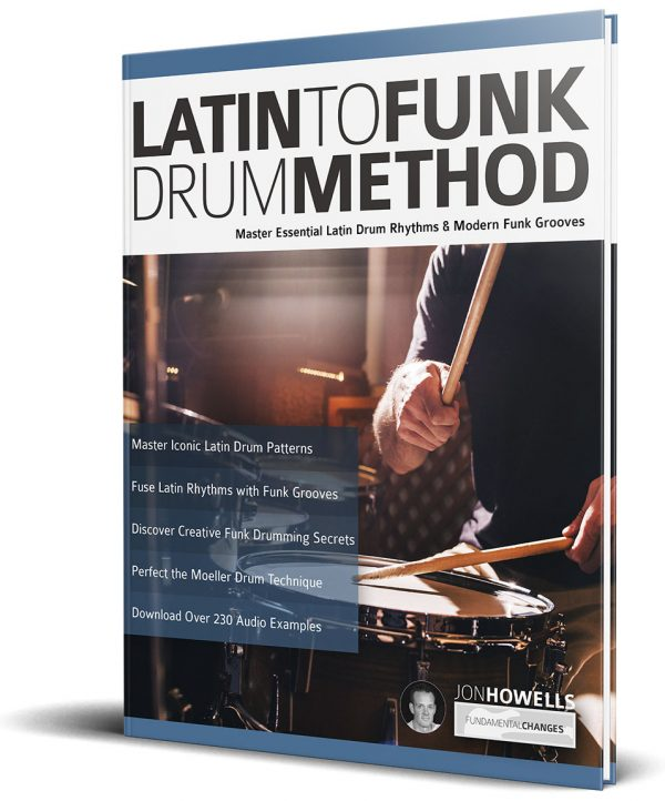 Latin to Funk Drum Method