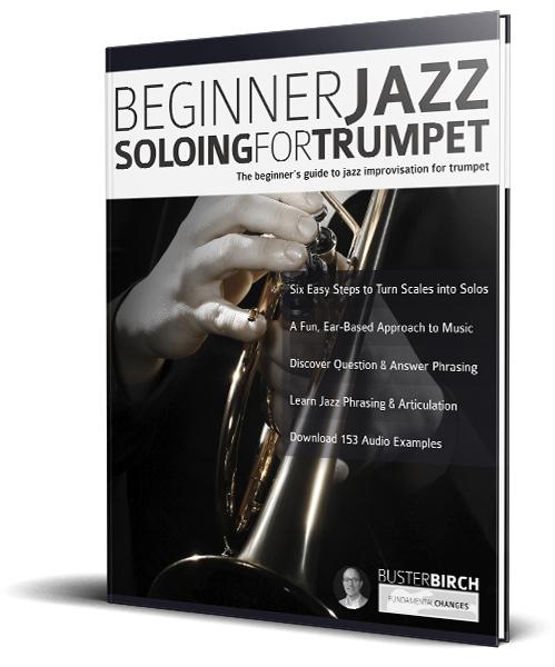 Beginner Jazz Soloing for Trumpet