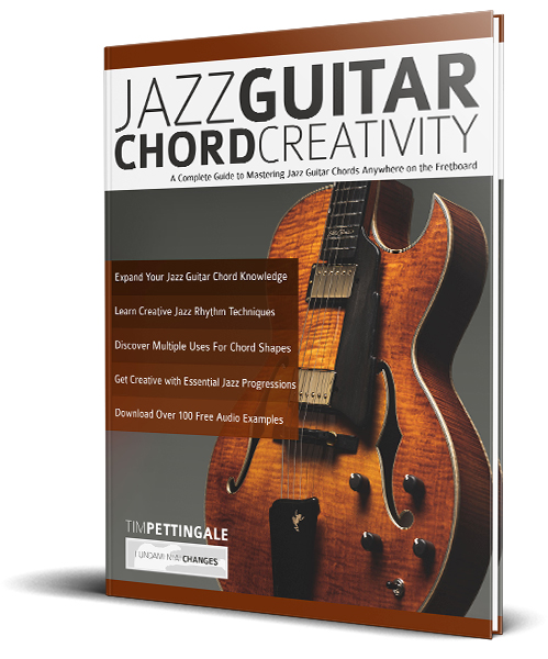 Jazz Guitar Chord Creativity