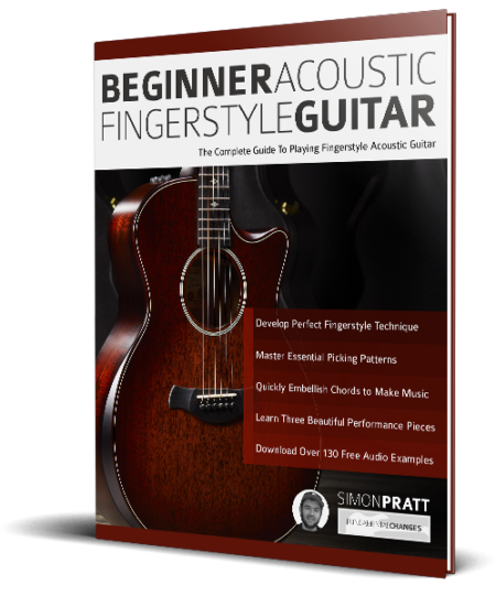 Beginner Acoustic Fingerstyle Guitar 3d