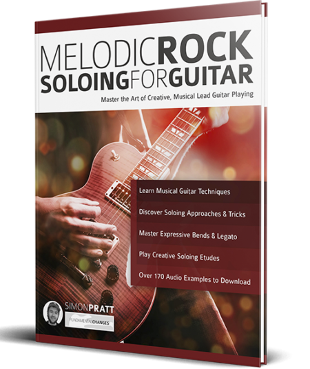 Melodic Rock Soloing for Guitar
