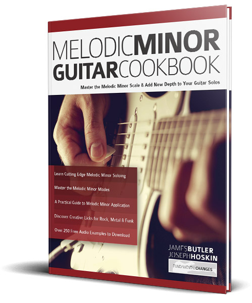 Melodic Minor Cookbook 3d