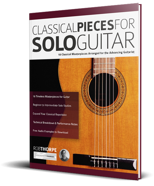 Classical Pieces for Solo Guitar