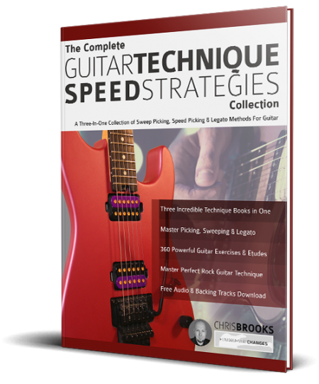 The Complete Guitar Technique Speed Strategies Collection
