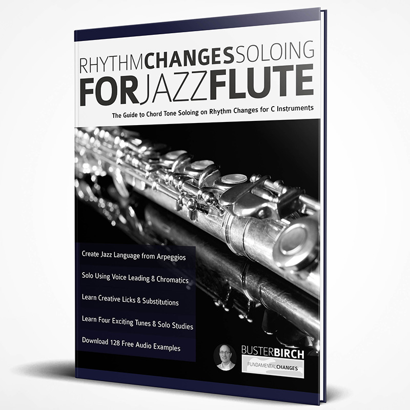 Rhythm Changes Soloing for Jazz Flute