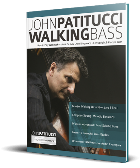 John Patitucci Walking Bass Audio Download