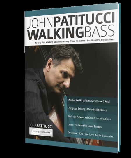 John Patitucci Walking Bass Audio Download