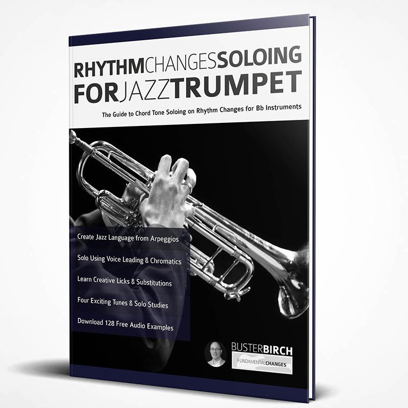 Rhythm Changes for Jazz Trumpet web