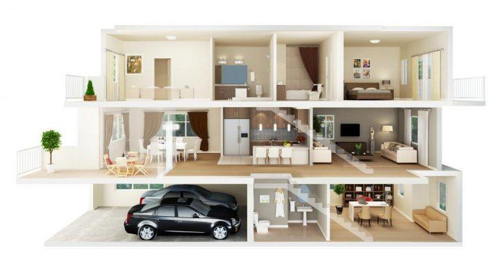 Green Shades floorplan 1