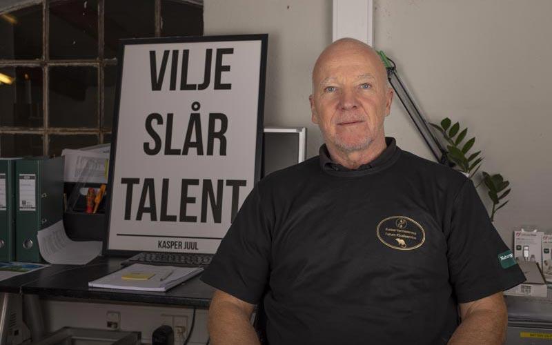 Poul Dahl Pedersen