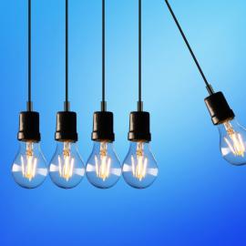Il passaggio al mercato libero dell'energia sarà graduale