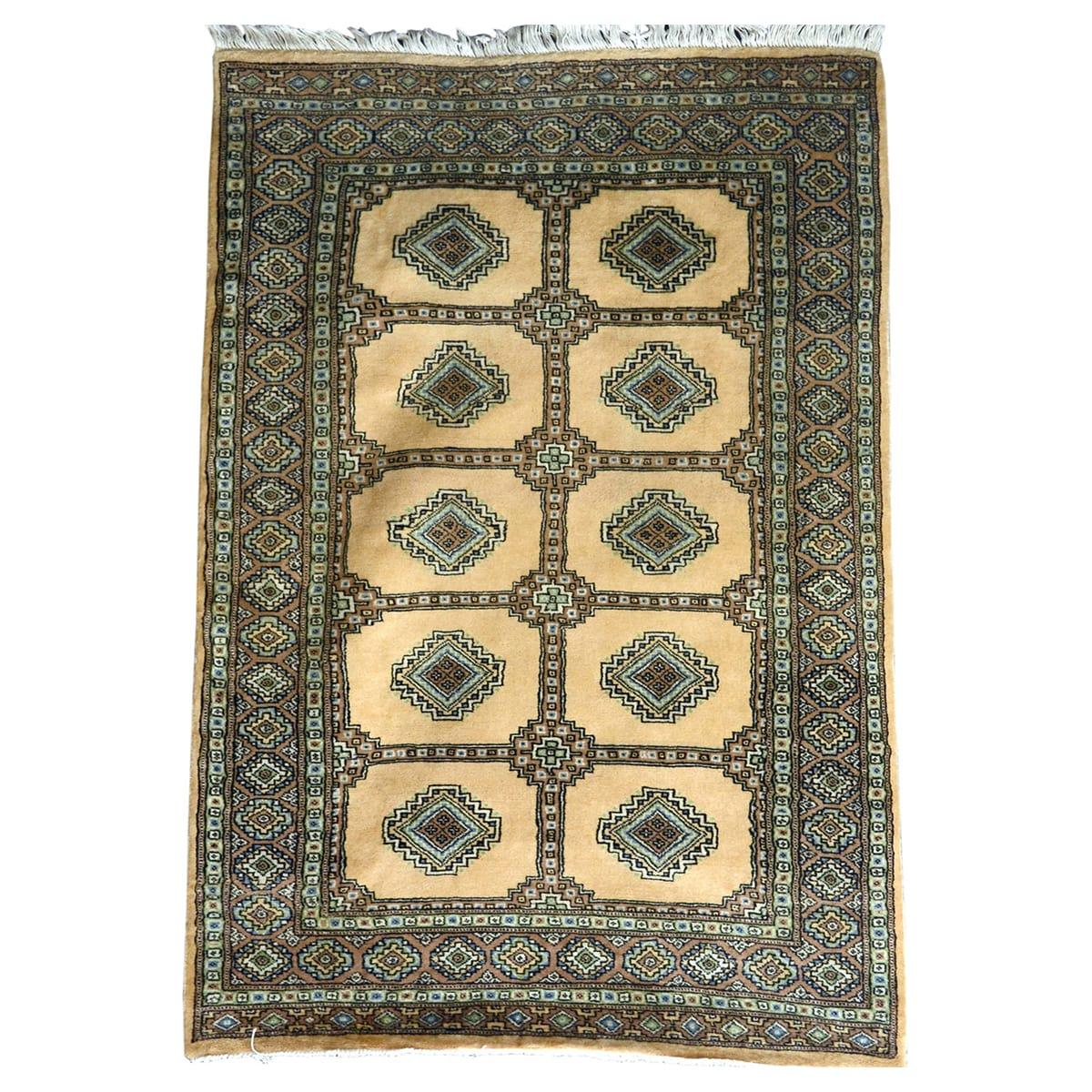 ručne viazané-bukhara-interiérové koberce