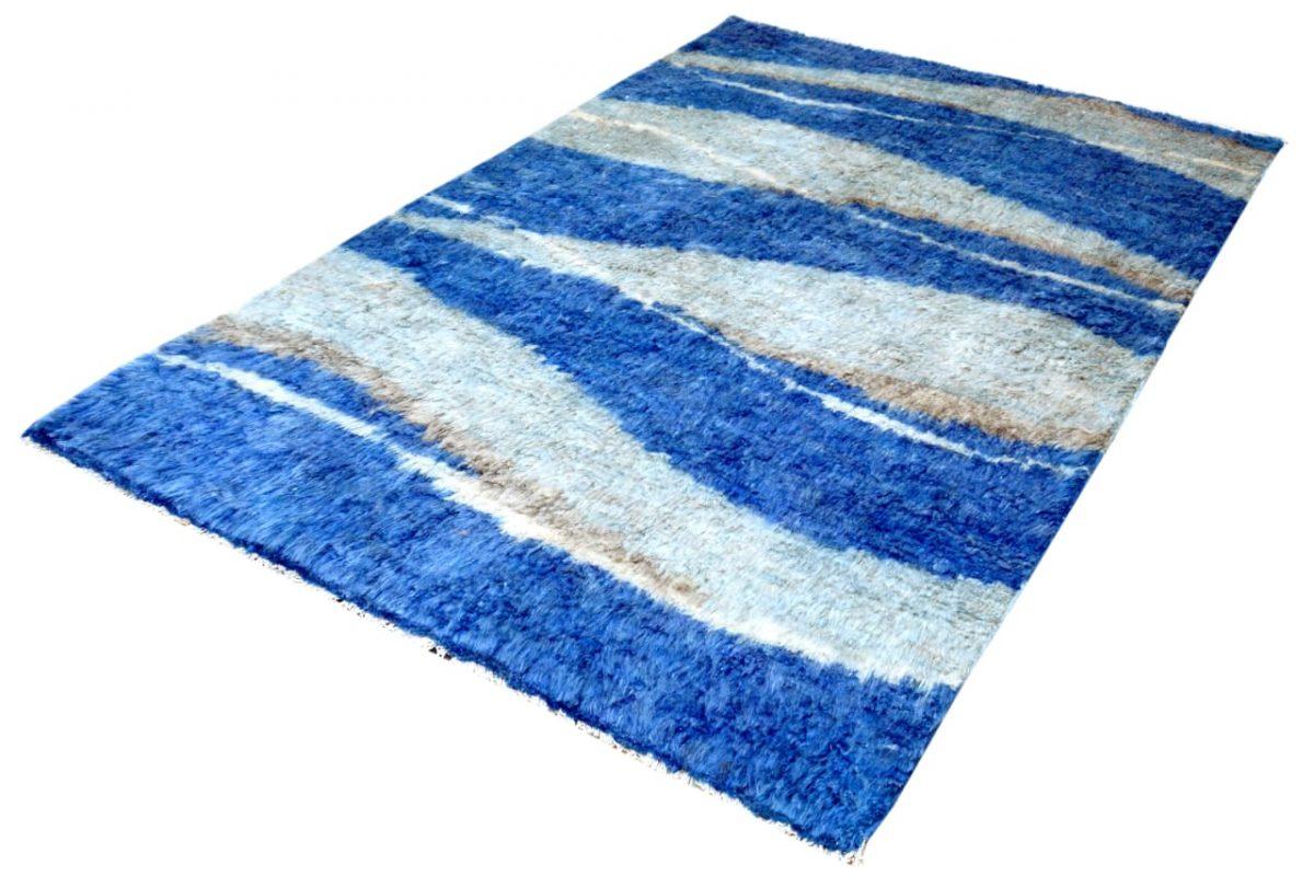 blue-shag-rug