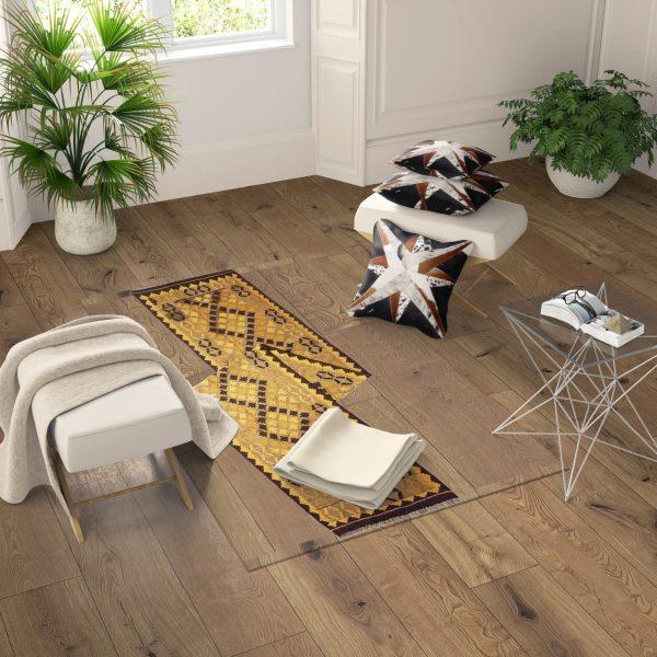 Geometrical Woolen Kilim