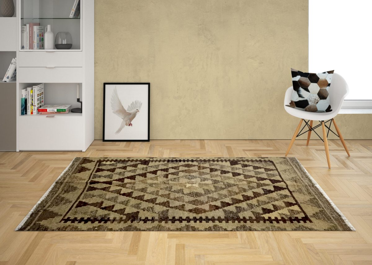 Handmade Kilim mat