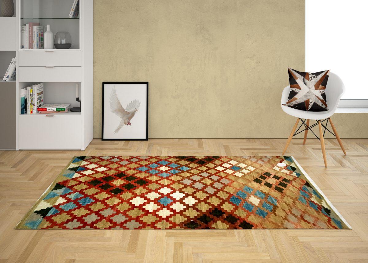 elegant loribaft kilim rug