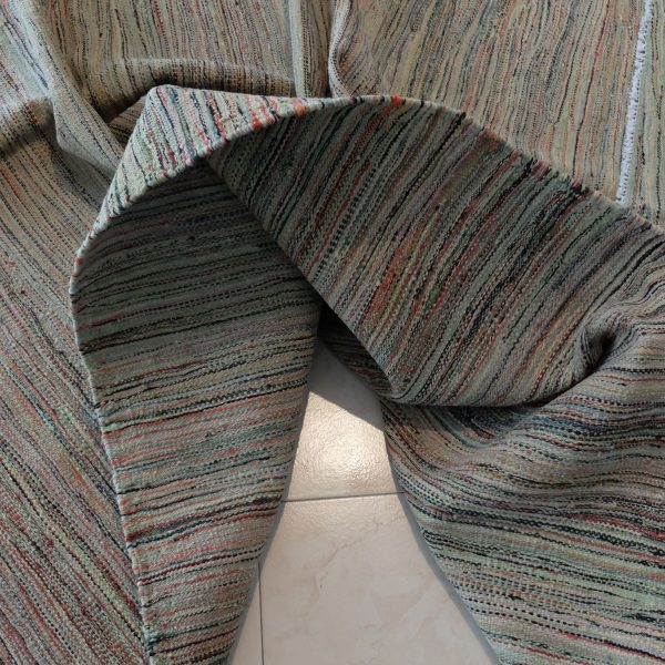 greyish brown antique style kilim