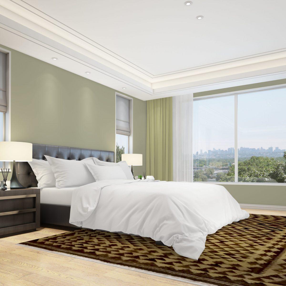 handmade neutral kilim rug
