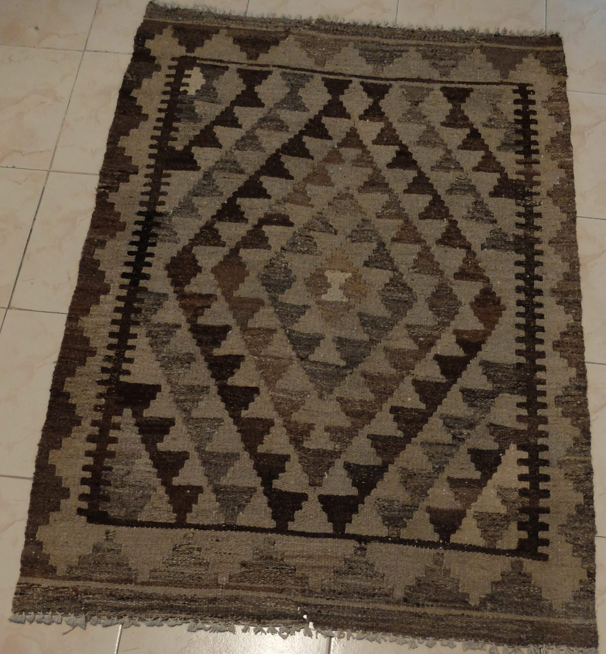 kilim small area placemat