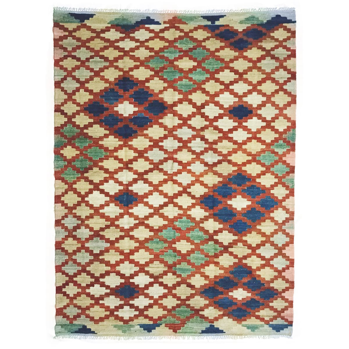 aHandgefertigte Teppiche