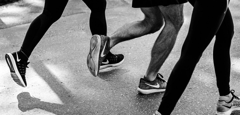 Smerte i kne løping