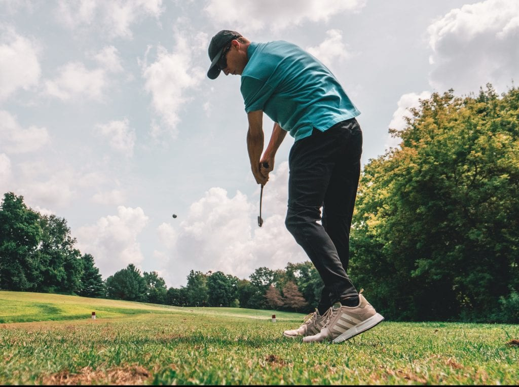 Golfablue er smerter på innsiden av underarm/albue