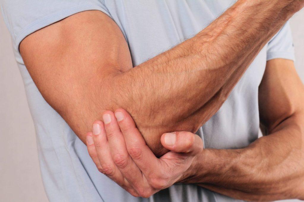 Bli kvitt smerter i albuen og tennisalbue