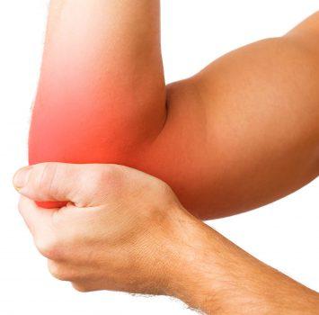 Golfalbue- Smerter på innsiden av albuen