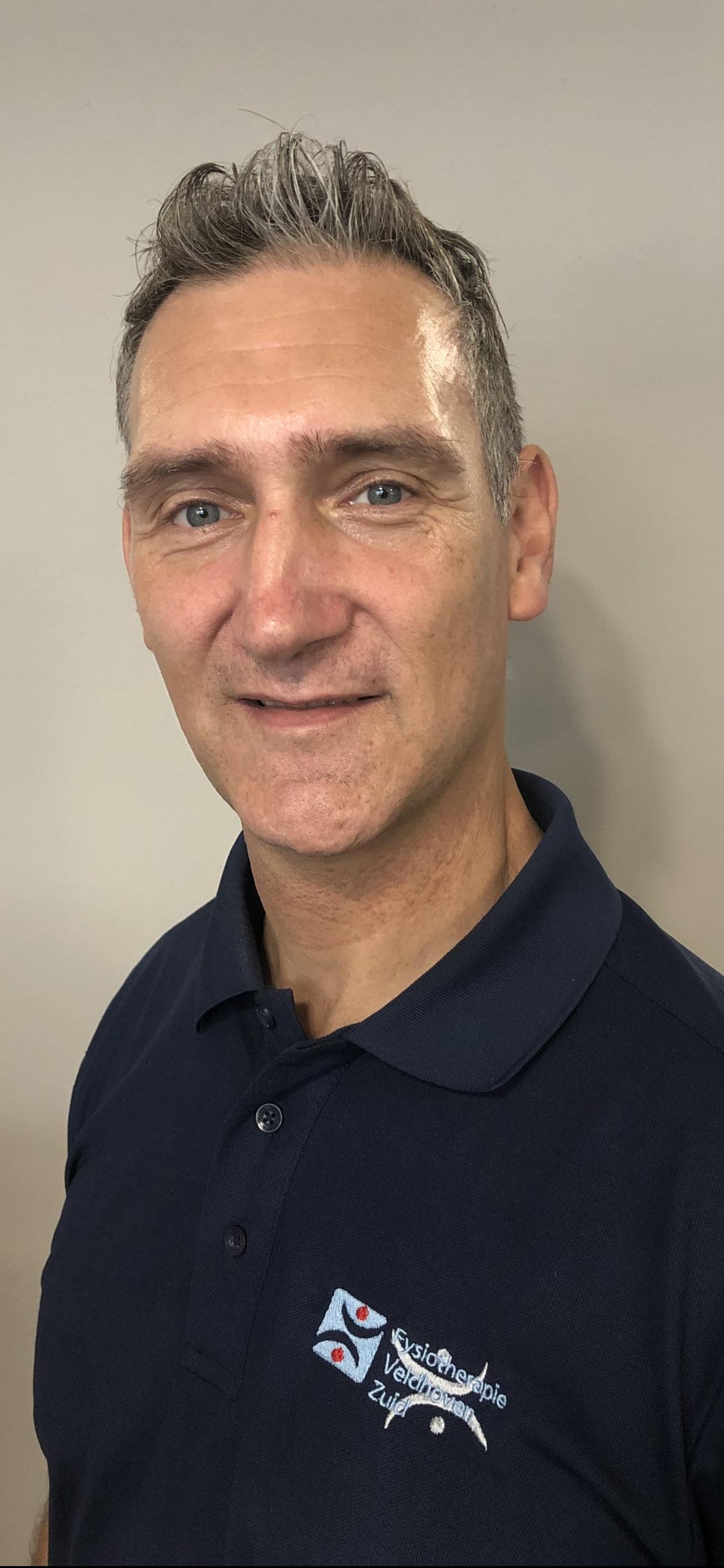 Kennismaking Mark Haagen