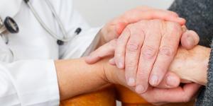 Illustratie bij de fysiotherapiebehandeling bij Parkinson