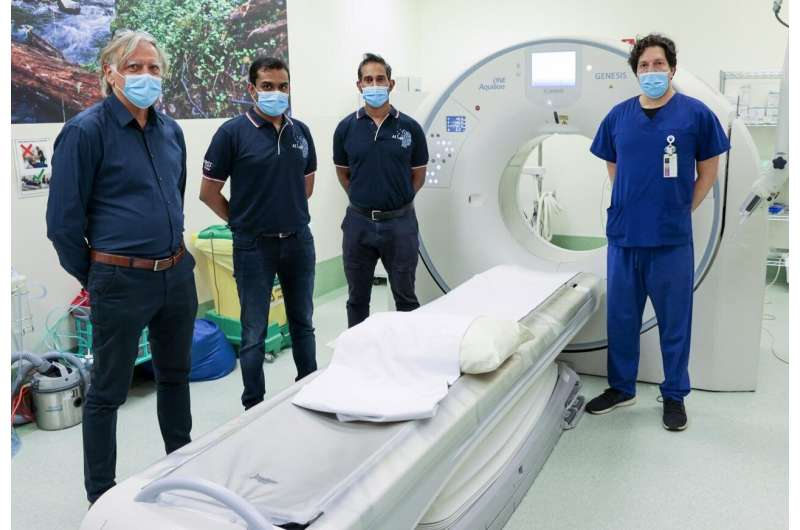 New AI tech for early detection of prostate cancer