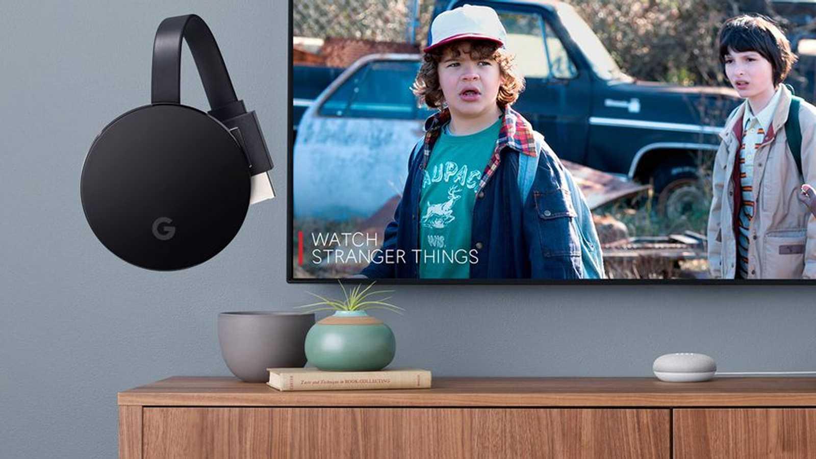 Google Chromecast Ultra - Stream Netflix - GadgetsShop