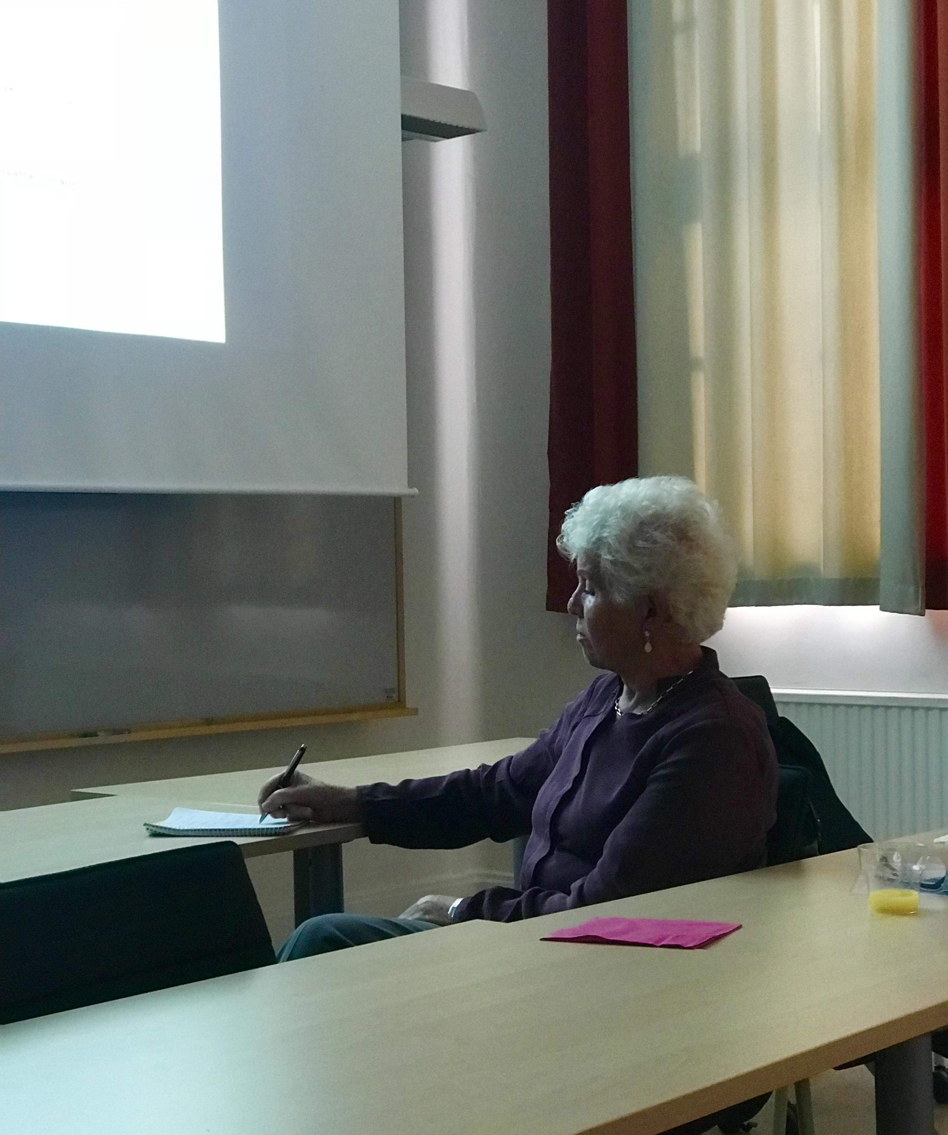 Ulla Björnberg