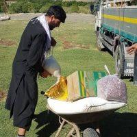 Arbeit in Zentralasien