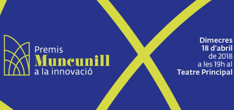 GAIA participa como una de las diez empresas nominadas en los premios Muncunill a la Innovación estatal