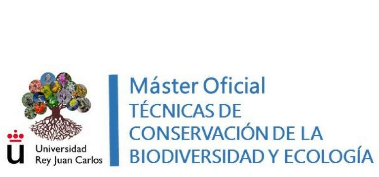 GAIA colabora como Organismo Participante en el Máster de la URJC de Técnicas de Conservación de la Biodiversidad y Ecología