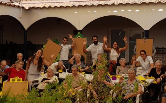 GAIA, de la mano de Promedio, comienza a desarrollar un Programa de Sensibilización Ambiental de Reciclaje para Mayores
