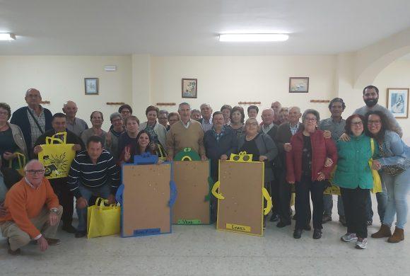 GAIA y Promedio, continúan formación de reciclaje para mayores