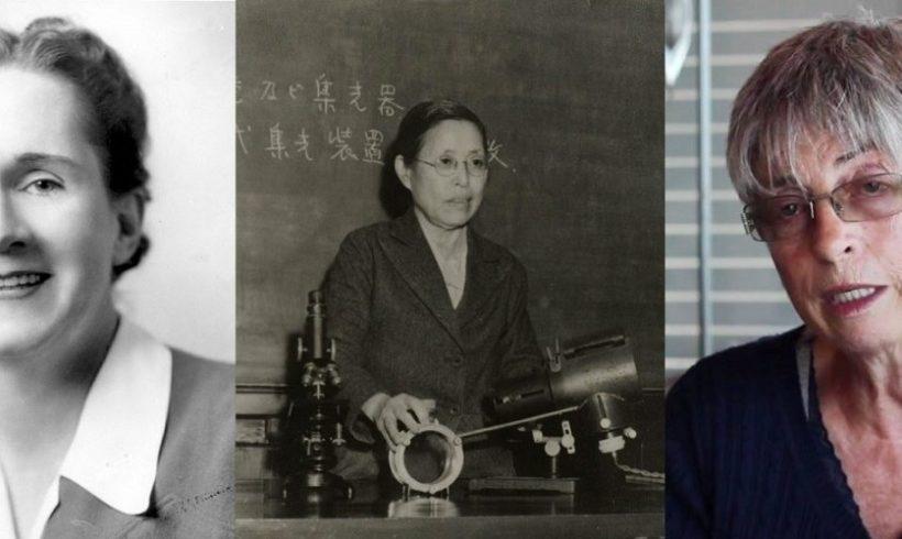 Recordando algunas aportaciones de mujeres científicas al medio ambiente