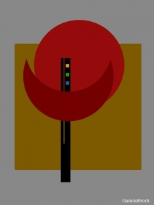 Tulpe mit Ampel 2