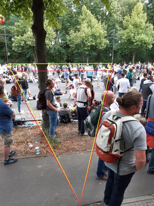 Demo Berlin 29. August 2020 gegen Corona-Maßnahmen