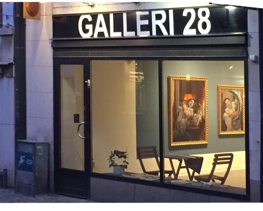 Konstgalleri Galleri 28